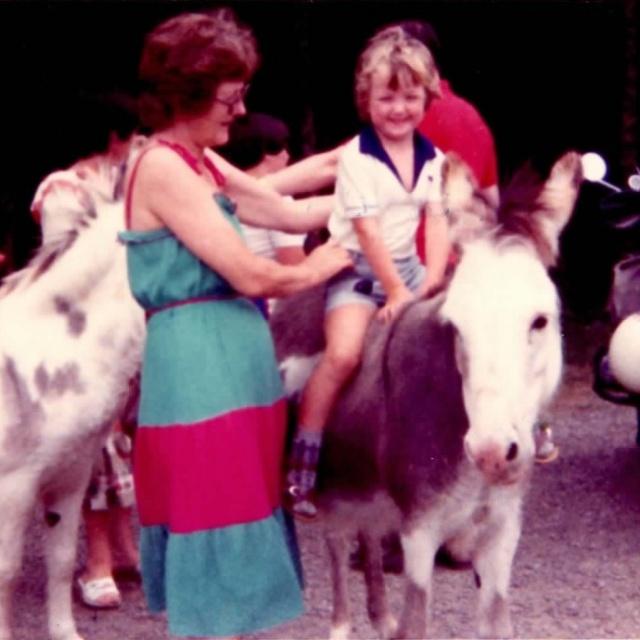 1982 - Donkey
